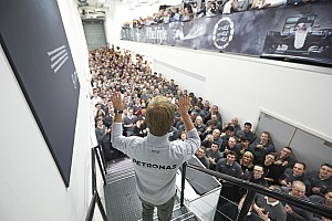 F1 Noticias de última hora A Mercedes se le acumulan los pretendientes para sustituir a Rosberg