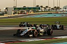 【F1】フォースインディア「来年の4位争いはタイトになる」