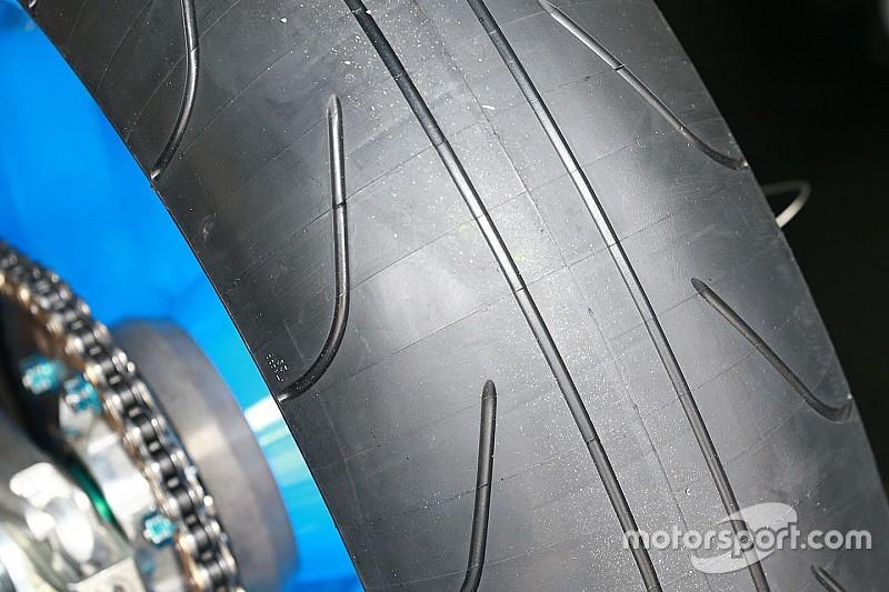Adiós al neumático intermedio en MotoGP