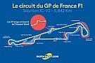Ecco la versione ufficiale del tracciato che ospiterà il GP di Francia!