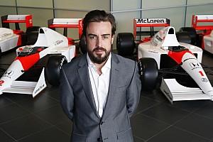 Fórmula 1 Noticias Alonso reafirma su compromiso con McLaren para 2017
