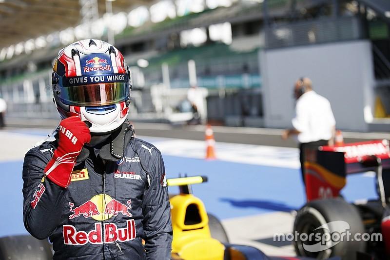 В Red Bull определились с командой для Гасли в Японии