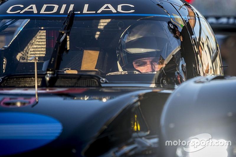 Джефф Гордон дебютує за кермом Cadillac Dpi на тестах в Дайтоні