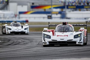 IMSA Résumé d'essais Les Cadillac en pointe lors des essais à Daytona
