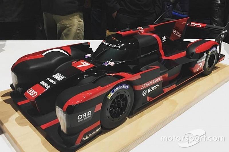 WEC: So hätte der LMP1-Audi für 2017 ausgesehen