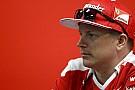 """Ferrari: """"Nem tudjuk, hogy Raikkönen 2017 után itt lesz, vagy sem…"""""""
