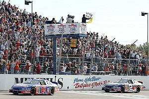 NASCAR Breaking news Memphis Motorsports Park welcomes NASCAR back