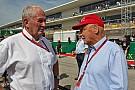 Lauda asegura que la decisión de Mercedes se puede retrasar hasta finales de enero