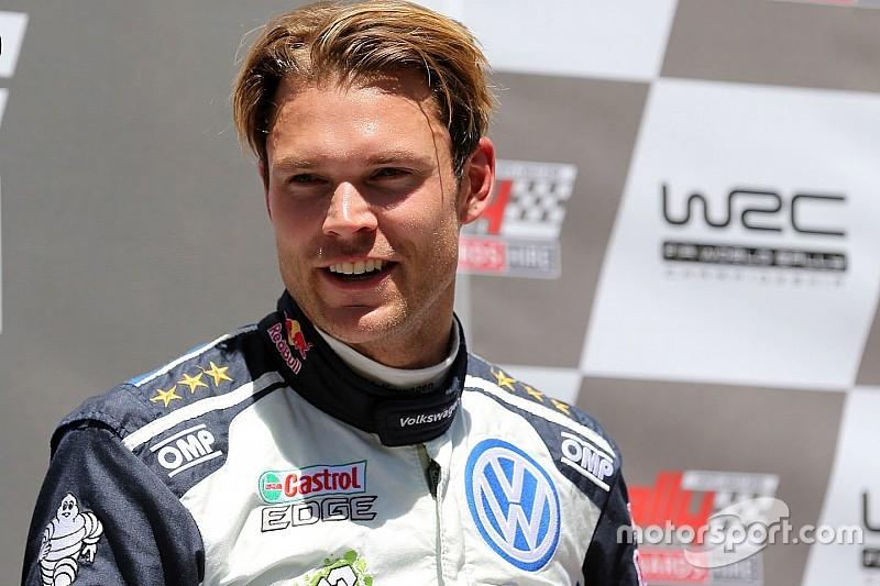 Mikkelsen rijdt Rally van Monte Carlo in WRC2