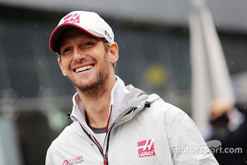 Interview: Romain Grosjean over zijn Amerikaanse droom