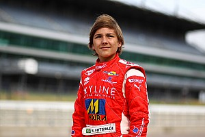 Other open wheel Últimas notícias Neto de Fittipaldi se junta à academia de pilotos da Ferrari