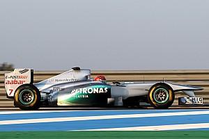Формула 1 Топ список Галерея: друга кар'єра Міхаеля Шумахера в Формулі 1