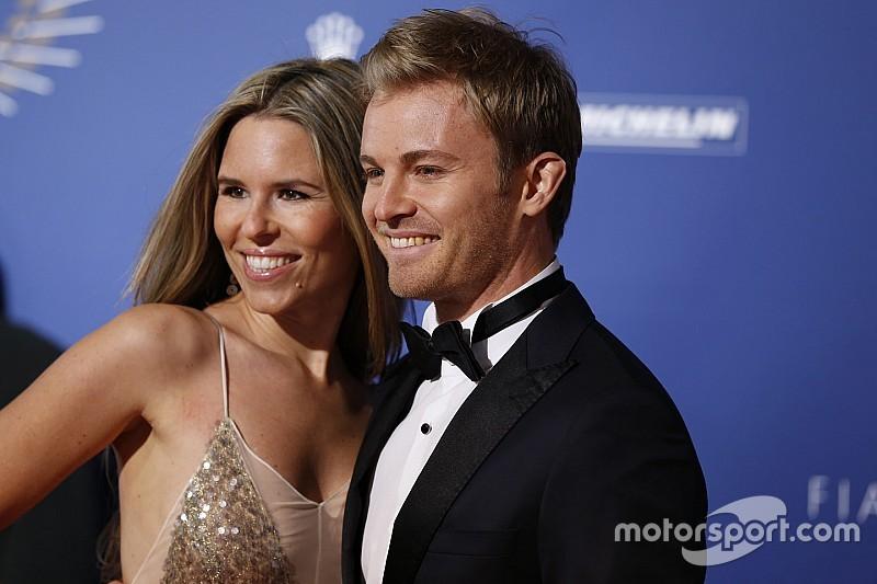 Nico Rosberg está com a vida ganha?