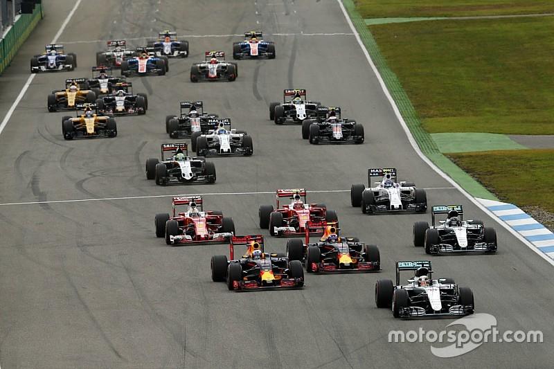 فورتز: لنجعل سيارات الفورمولا واحد أكثر أماناً ونتسابق على سرعة 450 كلم/س