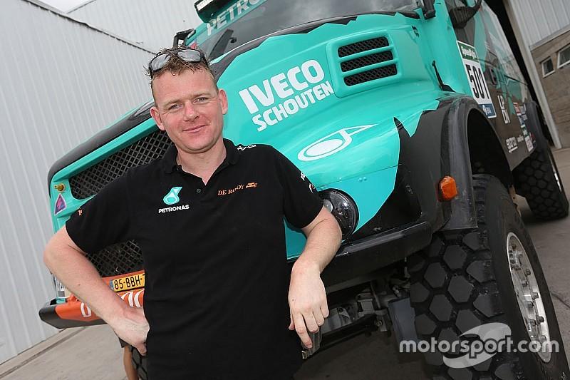 """Team de Rooy klaar voor Dakar 2017: """"Toeslaan in de tweede week"""""""