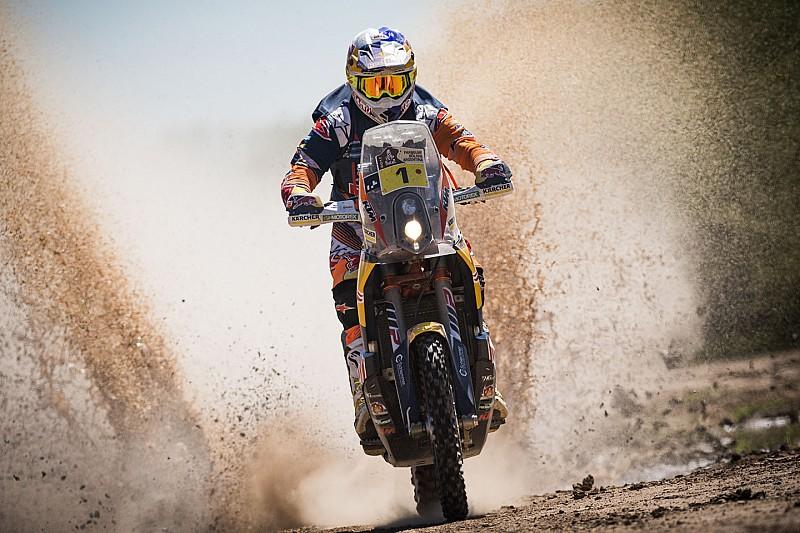Dakar 2017: Toby Price slaat toe, Walkner zorgt voor KTM 1-2