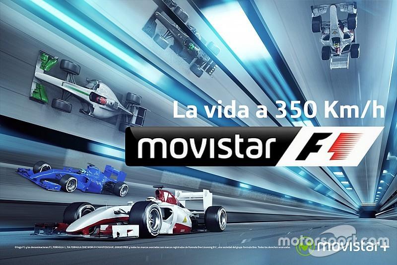 Канал Movistar F1 починає зимовий сезон