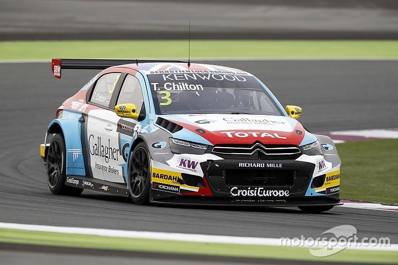 Chilton blijft bij Loeb Racing voor WTCC-seizoen 2017