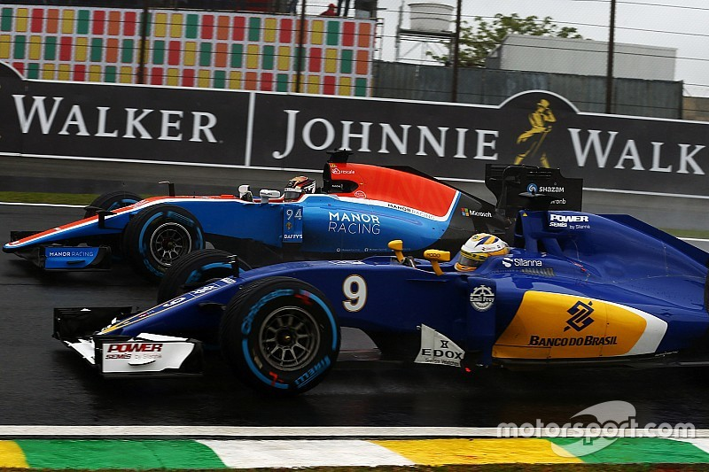 Deshalb steht Manor vor dem Aus in der Formel 1