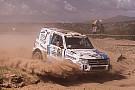 Esteve y Cristina Gutiérrez salen vivos de las dunas de Capricornio