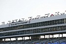 Le Texas Motor Speedway en travaux