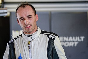 Endurance Actualités Kubica au départ des 24 Heures de Dubaï sur Porsche GT3-R