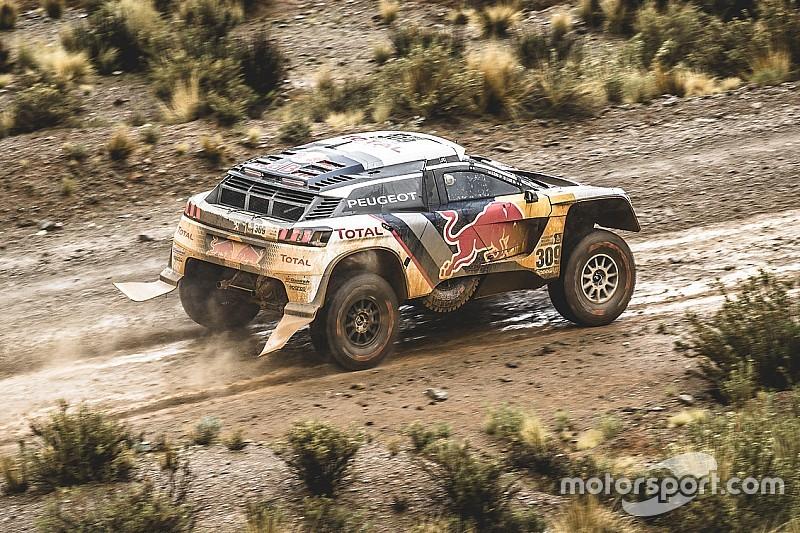 Dakar 2017: Keine Stallorder bei Peugeot