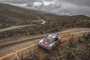 Dakar Etappenbericht Dakar 2017: Peugeot-Duo dominiert nochmals verkürzte 7. Etappe