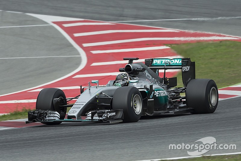【F1分析】新マシンの影響を分析。バルセロナの全開率が20%も上昇?