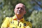 Вассер ушел из Renault F1
