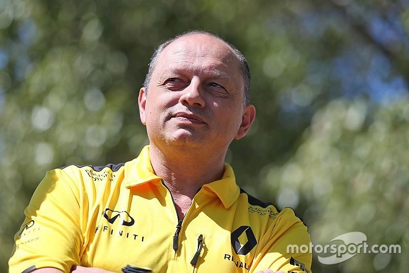Vasseur, Renault F1 takım patronluğundan istifa etti