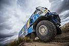 Camiones: Nikolaev en cabeza tras la etapa 10