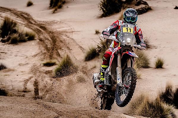 Dakar, Moto: Metge penalizzato, la decima tappa va a Barreda