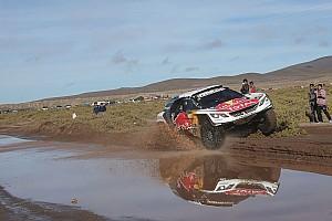 Dakar Nieuws Loeb: