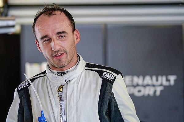 Kubica busca mais provas de Endurance após 24 Horas de Dubai