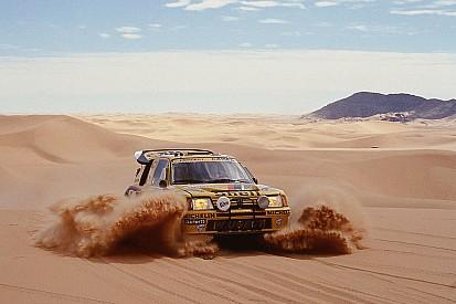 Il y a 30 ans, Vatanen et Peugeot faisaient main basse sur le Dakar