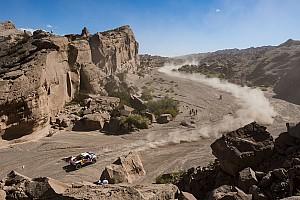 Dakar ステージレポート 【ダカール】第11ステージで再び首位のペテランセル。ローブと5分半差