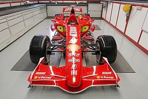 Формула 1 Спеціальна можливість 10 років тому: в Формулі 1 з'явився чемпіонський F2007