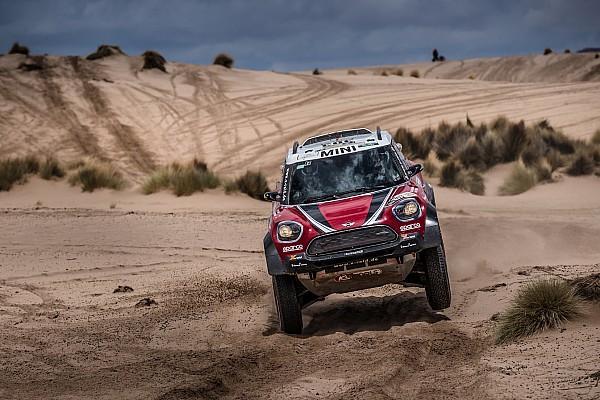 Hirvonen vindt dat hij meer had verdiend in tweede Dakar