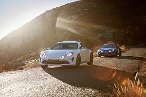 Automotive Nieuws 'Alpine komt met A120 naar Autosalon Genève'