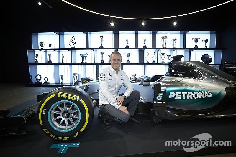 "Bottas - Je n'ai encore ""rien accompli en F1"""