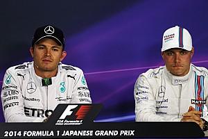 Formel 1 News Nico Rosberg: Valtteri Bottas der perfekte Nachfolger bei Mercedes