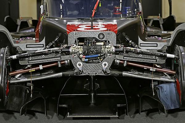 Bildergalerie: Der Audi R18 aus der WEC 2016 im Detail