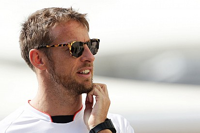 Jenson Button absolviert Rallycross-Test im Honda Civic