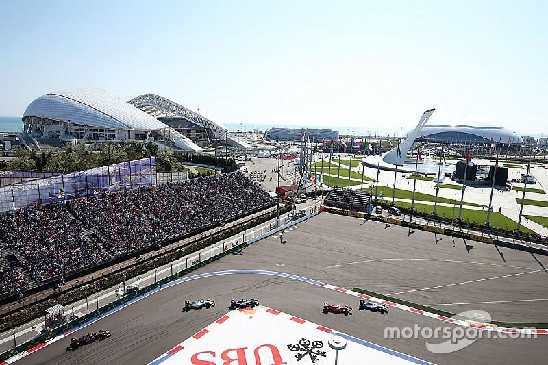 Началась продажа билетов на Гран При России