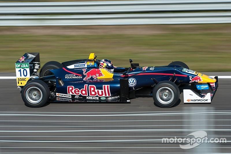 Red Bull presenta su Junior Team 2017