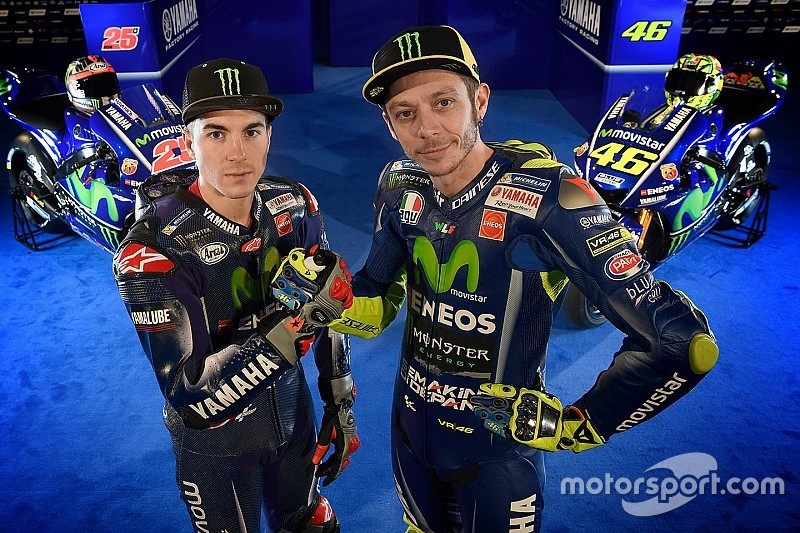 "Rossi diz que pode ter ""bom relacionamento"" com Viñales"