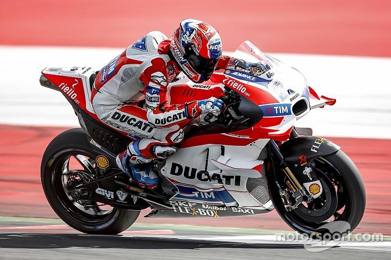 """""""Stoner competitief voordeel voor Ducati"""", stelt Ciabatti"""