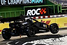 In beeld: De eerste actie van de Race of Champions in Miami