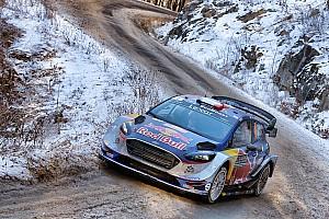 WRC Etap raporu Monte Carlo WRC: Ogier, Neuville'in süspansiyon hasarında kazanan isim oldu